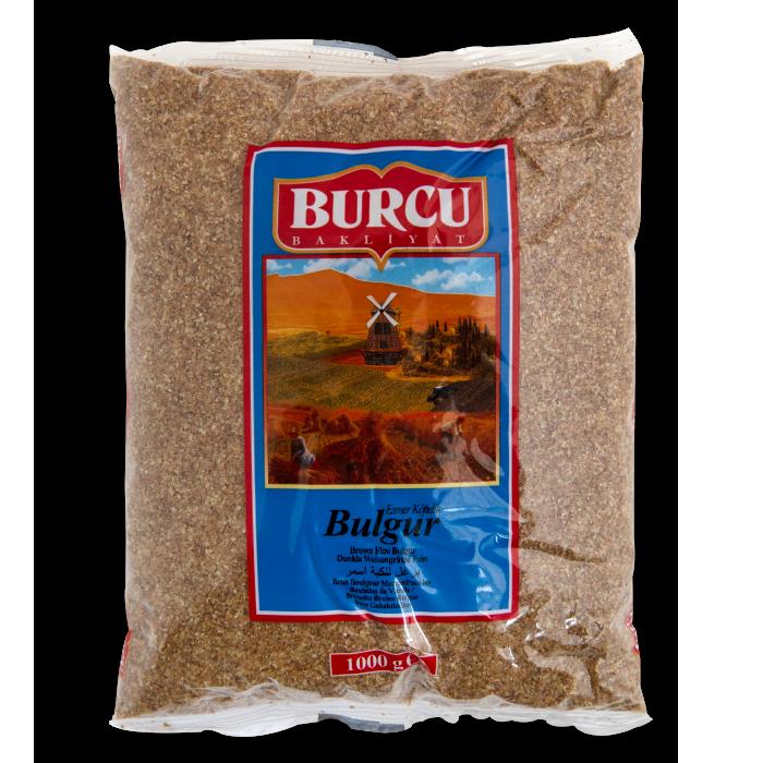 Burcu Esmer Bulgur (Köftelik)