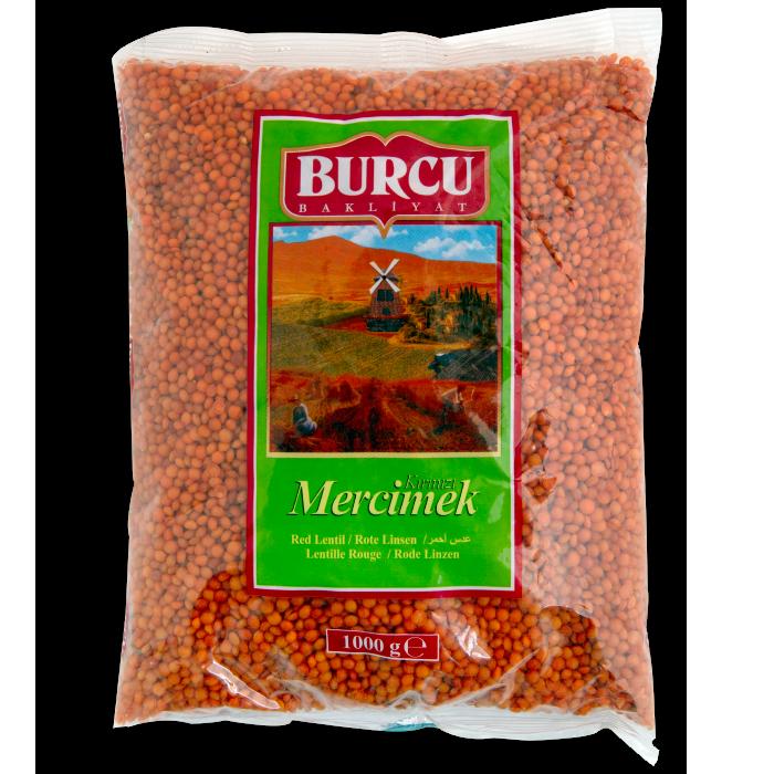 Burcu Mercimek (Kırmızı)