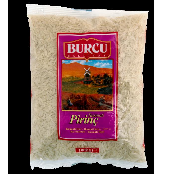 Burcu Pirinç (Basmanti)