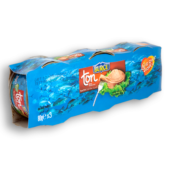 Burcu Ton Balığı